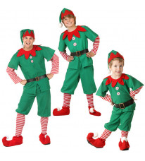 ハロウィン クリスマス 親子服 子供の日 舞台服 グリーン 精霊 コスチューム