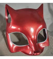 P5 ペルソナ5 美少女 高巻 杏 真っ赤 マスク