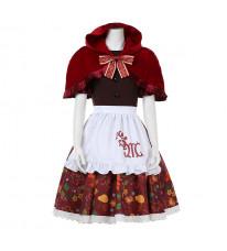 東京ディズニー Disney シェリーメイ ShellieMay 赤ずきん かわいい ドレス 童話 コスプレ衣装