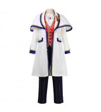 東京ディズニー Disney  ミッキー コート 白ラシャ 男性 コスプレ衣装 仮装
