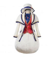 東京ディズニー Disney ハロウィン ミッキー コート 白ラシャ コスプレ衣装 仮装