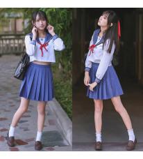 今剣 いまのつるぎ 刀剣乱舞 セーラー服 JK制服風 コスプレ衣装高校生 コスチューム