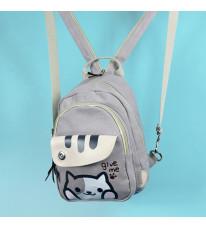 ねこあつめ 猫 バッグ ショルダーバッグ 鞄 斜めがけバッグ リュックサック 学生用 コスプレ