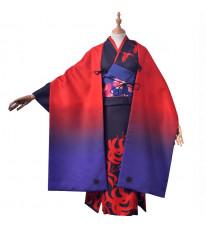 Fate/Grand Order FGO 浅上藤乃(あさがみふじの) 着物 和服 振り袖
