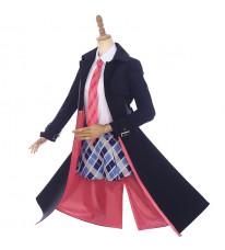 Fate/Grand Order FGO アルトリア・ペンドラゴン リリイ 英霊旅装 制服 日常風 黒 コスプレ衣装