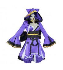 【FGO】Fate/Grand Order 玉藻の前 ねんどこねこねこ 「忠犬待ったなし」概念礼装 2019 冬 コスプレ衣装 和服 着物