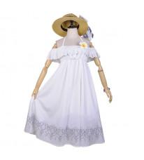 【FGO】Fate/Grand Order 水着衣装 マリー・アントワネット 水着ワンピース キャスター コスプレ衣装 コスチューム