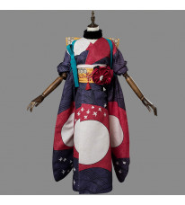 【FGO】Fate/Grand Order 葛飾北斎 霊基再臨第一段階 コスプレ 衣装 FGO コスプレ 女性