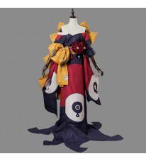 【FGO】Fate/Grand Order 葛飾北斎 霊基再臨第二段階 コスプレ 衣装 FGO コスプレ 女性