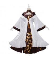 フェイト/グランドオーダー   Fate/Grand Order  虞美人 コスプレ衣装  優雅 チャイナドレス