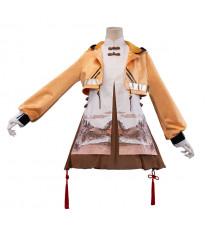 Fate/Grand Order フェイトグランドオーダー FGO 可愛 ぐだ子四周年 コスプレ衣装 コスチューム