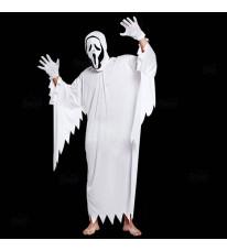 ハロウィン 大人 子供 マント 悪魔 幽霊 衣装