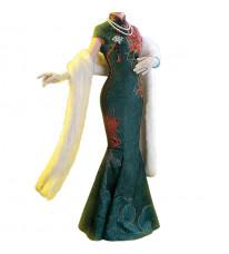 アイデンティティV Identity V 赤蝶十三娘 チャイナドレス 中国風 仮装 コスプレ衣装