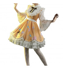 アイデンティティV Identity V lolita 糖菓少女 機械技師 可愛 仮装 コスプレ衣装