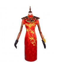 アイデンティティV Identity V 空軍 ダンス服 チャイナドレス 中国風 コスプレ衣装