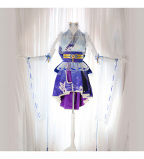 アイドルマスター THE IDOLM@STER 藤原肇 アイマス 憧憬の絵姿 コスプレ衣装