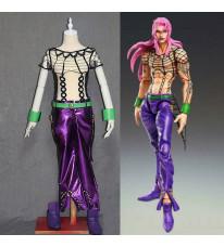 ジョジョの奇妙な冒険5 ディアボロ コスプレ衣装 セット