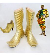 ジョジョの奇妙な冒険 DIO ディエゴ・ブランドー  靴 PU革 コスプレ靴