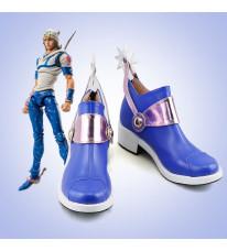 ジョジョの奇妙な冒険 ジョニィ・ジョースタ 靴 コスプレ靴