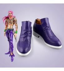 ジョジョの奇妙な冒険 ディアボロ 靴 コスプレ靴