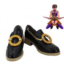 ジョジョの奇妙な冒険 ナランチャ 靴 コスプレ靴