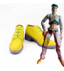 ジョジョの奇妙な冒険 岸辺露伴 靴 コスプレ靴