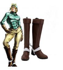 ジョジョの奇妙な冒険 ディエゴ・ブランドー  靴 コスプレ靴