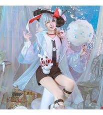 不思議の国のアリス アリス・イン・ワンダーランド 三月ウサギ コスプレ衣装 コスプレ衣装 コスチューム cosplay