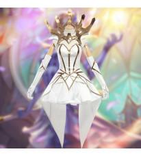 League of Legends LOL ラックス (Lux) 光の少女 コスプレ衣装 光明 暗黒 コスプレ衣装