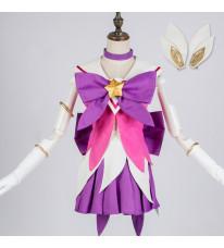 League of Legends リーグ・オブ・レジェンド LOL 光の少女 ラックス LUX コスプレ衣装