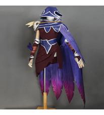 League of Legends lol リーグ.オブ.レジェンド Xayah ザヤ 紫色 コスプレ衣装 オーダーメイド