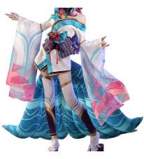 リーグ・オブ・レジェンド 霊魂蓮華 アーリの尻尾 道具 コスプレ尻尾 和風 コスプレ衣装