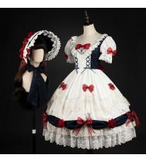 ワンピース ロリィタドレス 白雪姫 洋装
