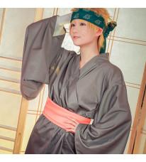 NARUTO -ナルト-大江戸温泉物語 うずまきナルト 浴衣 オーダーメイド可能 コスプレ衣装