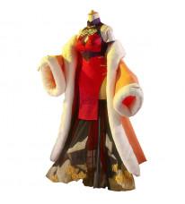 ONEPIECE ワンピース ハンコック 中国風 チャイナドレス