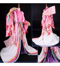 夢王国と眠れる100人の王子様 夢100 桜 sp未觉 日觉 コスプレ衣装