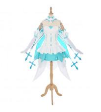 崩壞3rd キアナ·カスラナ Kiana Kaslana  冬の王女様コスプレ衣装
