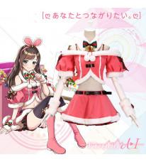 Kizuna AI キズナアイ A.I.Channel クリスマス衣装 セクシー