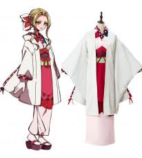 地縛少年花子くん ヤコ ミサキ階段 和服 女性 羽織 コスプレ衣装