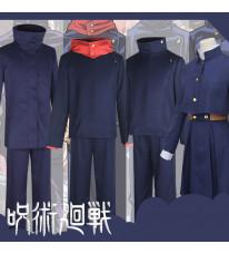 呪術廻戦 虎杖悠仁 伏黒恵 釘崎野薔薇 五条悟 制服 コスチューム コスプレ衣装