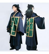 呪術廻戦  夏油傑 和服 仮装 コスチューム 和風 コスプレ衣装