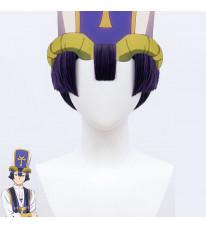 魔王城でおやすみ  悪魔 祭司 コスプレウイッグ 仮装