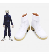 呪術廻戦 狗巻棘 靴 白色