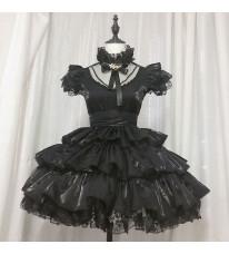 アークナイツ アーミヤ 音楽祭 ドレス 黒色