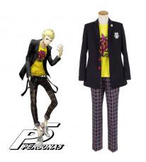 Persona5 ペルソナ5 P5 坂本 竜司(さかもと りゅうじ)  スカル 全セット制服 コスプレ衣装
