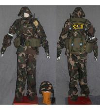 レインボーシックス シージ Tom Clancy`s Rainbow Six Siege グラズ GLAZ コスプレ衣装