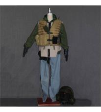 レインボーシックス   シージ イェーガー  Rainbow Six Siege  Jager  オリジナルスキン コスプレ衣装 セット R6S