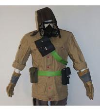 レインボーシックス  シージ ミュート  Rainbow Six Siege MUTE エリートスキン コスプレ衣装 セット R6S