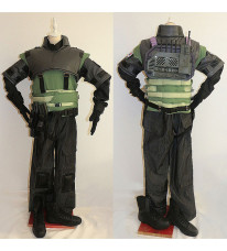 レインボーシックス  シージ  ヴィジル Rainbow Six Siege VIGIL コスプレ衣装 セット R6S