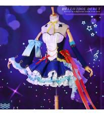 Re:ゼロから始める異世界生活 レム  アイドル ドレス コスプレ衣装 歌手